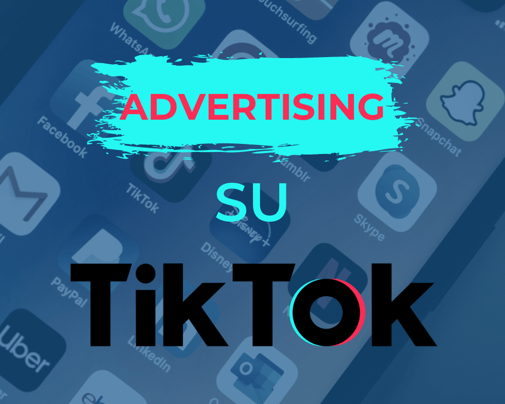 advertising tiktok